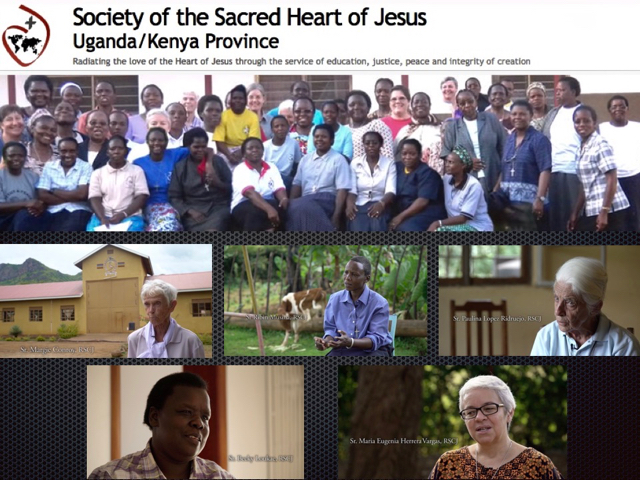 Video: Living our Mission in Uganda and Kenya | Religious of