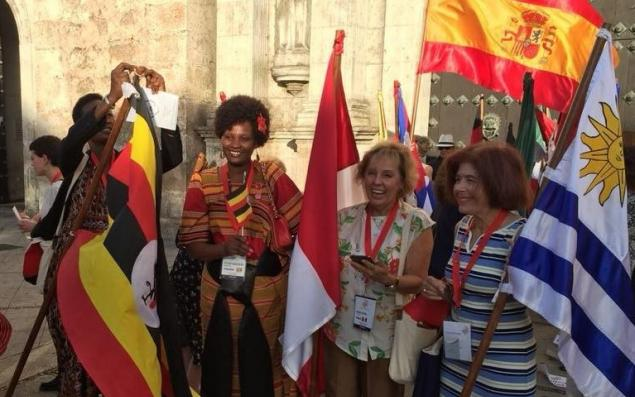 AMASC joins associations of Sacred Heart alumni from 36 countries around the world