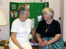 Kenwood: Rosie Quilter rscj, Margaret Mary Canty rscj