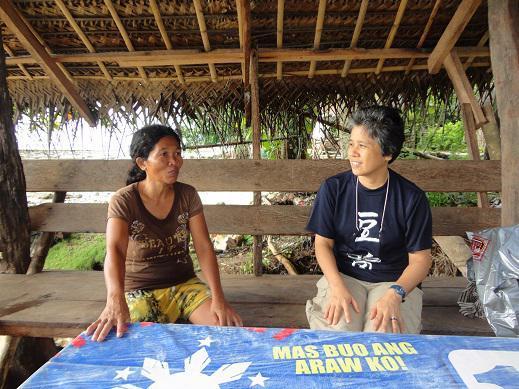 Talking to a seaweeds' farmer