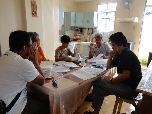 SPDOWFI board Meeting for repair planning