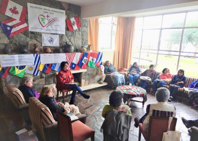 Encuentro Nuevas Generaciones - Región Filipina Duchesne