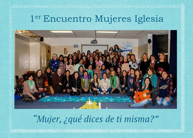 Mujeres Iglesia Chile
