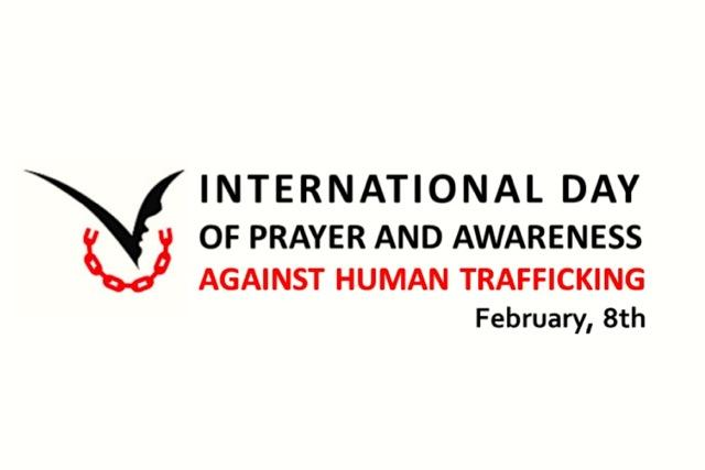 Feb 8: World Day of Prayer and Awareness against Human