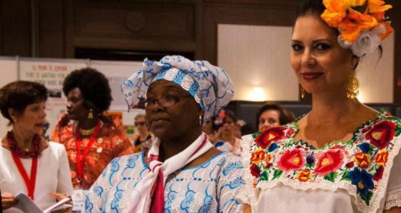 Cada cuatro años, un gran congreso mundial reúne a ex alumnas y ex alumnos de todo el mundo