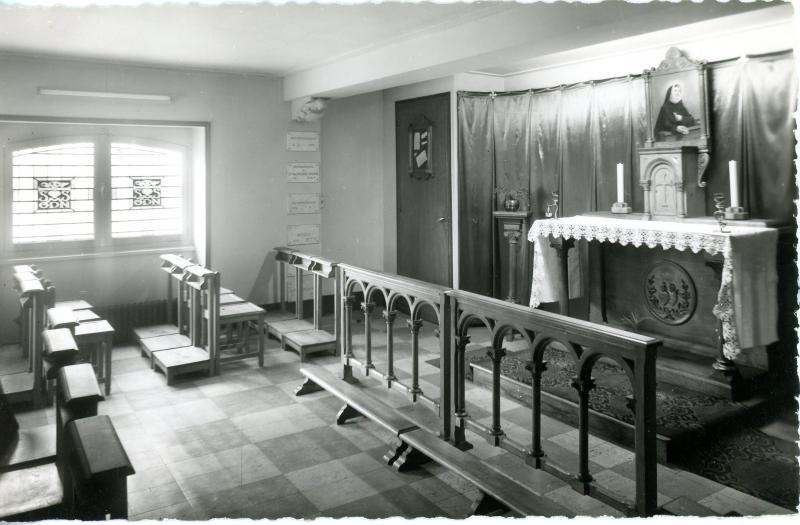 Interieur chapelle