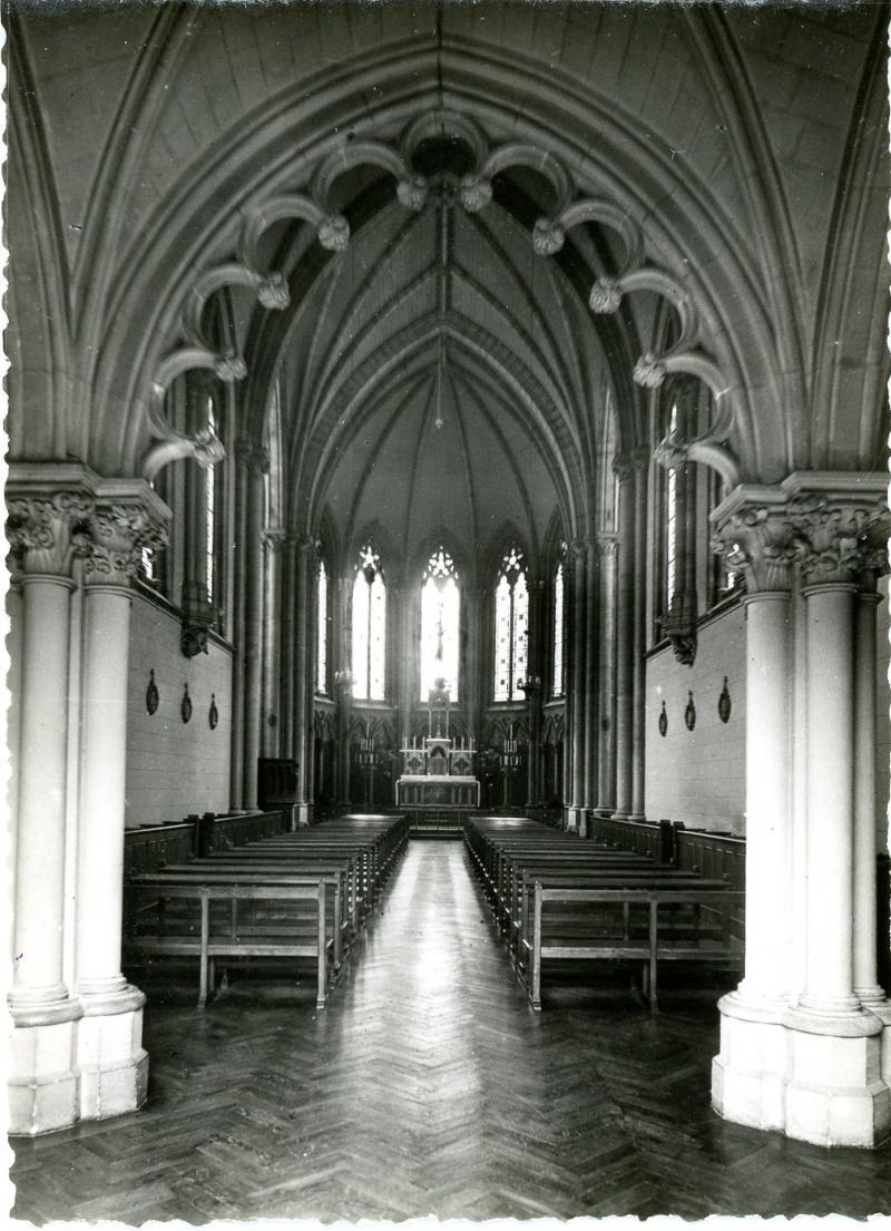 Chapelle - interieure
