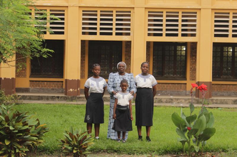 Célébrer le Fête de Sainte Madeleine Sophie Barat en RDC-Tchad