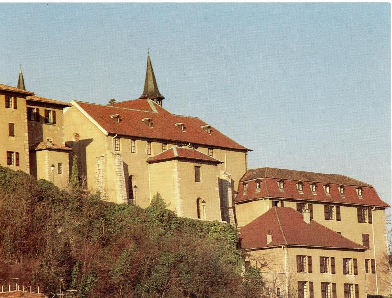 Sainte Marie d'En Haut, Grenoble - convent