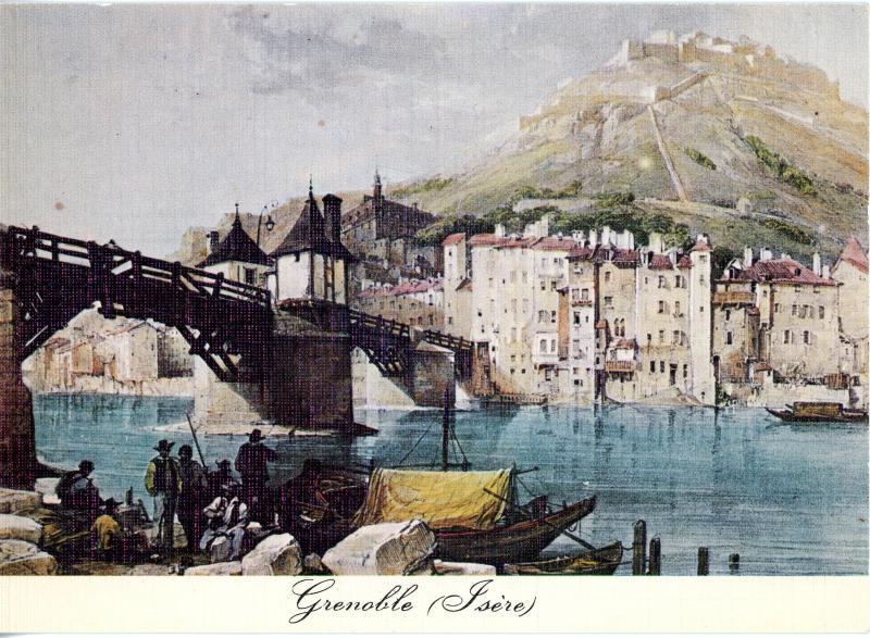 Sainte Marie d'En Haut, Grenoble - l'Isere