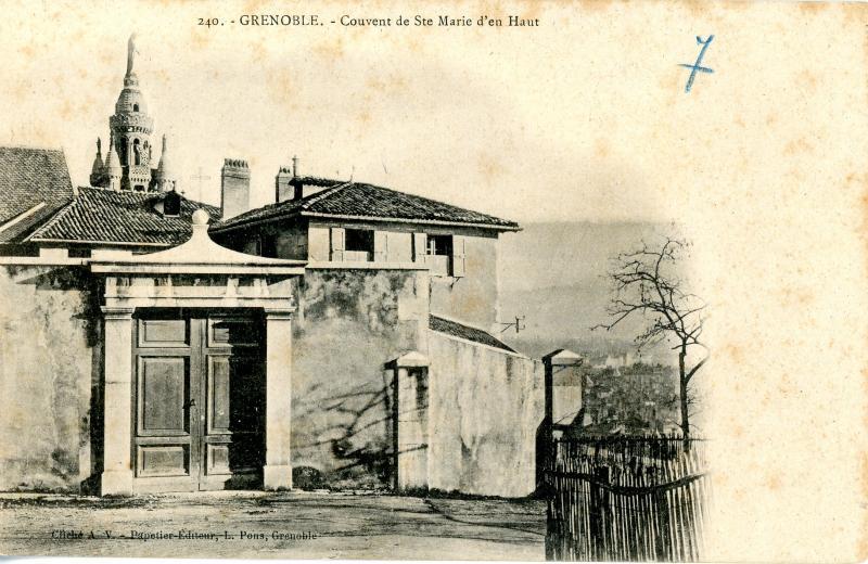 Sainte Marie d'En Haut, Grenoble - propriété