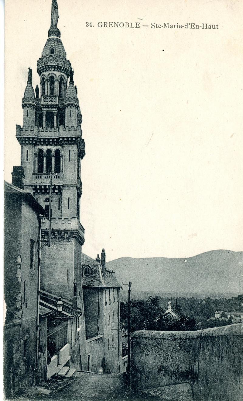Sainte Marie d'En Haut, Grenoble - vue 2