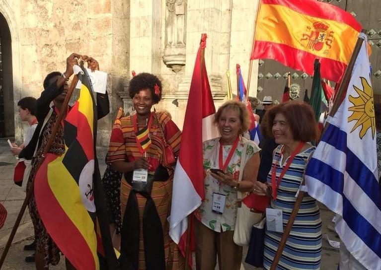 La AMASC federa asociaciones de ex alumnas y ex alumnos del Sagrado Corazón de 36 países del mundo