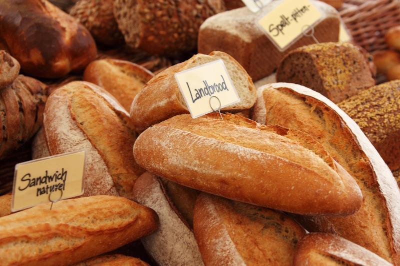 Les miches de pain