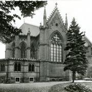 Abside de la chapelle