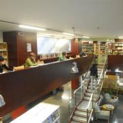 The Sofia Barat Library in Barcelona