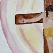 Pintura de Lisa Buscher rscj (USC)