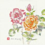 Ikiko Horiguchi rscj aquarelle