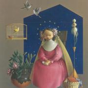 Mater Admirabilis by Alejandro Rangel Hidalgo