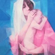 Mother and Child - Vincente Manansala
