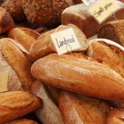 Trozos de pan