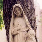 Estatua de Magdalena Sofía