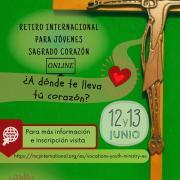 Retreat flyer in Spanish