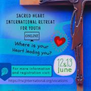Retreat flyer in English