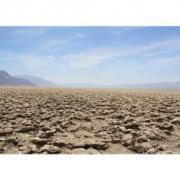 view of desert