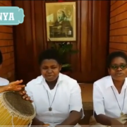 RSCJ in Uganda/Kenya send their greetings