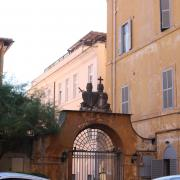 Gate of the Villa Lante