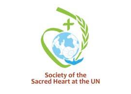 UN NGO logo.